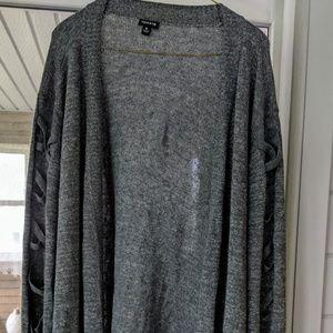 Sweaters - Torrid long sweater, Size 5